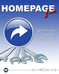 Homepage Programm